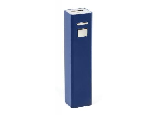Зарядное устройство Power bank 2200 мАч Синий фото