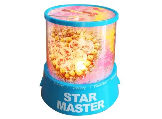 Проектор звездного неба Star Master Нежность
