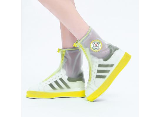 Дождевик для обуви Желтый (XXL) фото