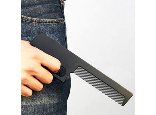 Расческа - пистолет фото