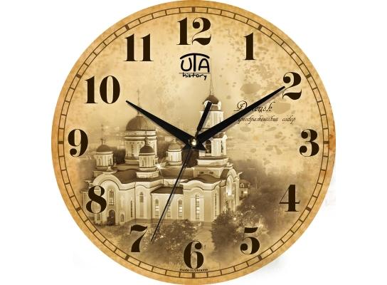 Часы настенные круглые Донецк фото