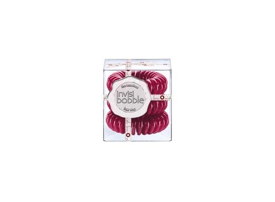 Резинка - браслет Invisi Bobble Бордо фото