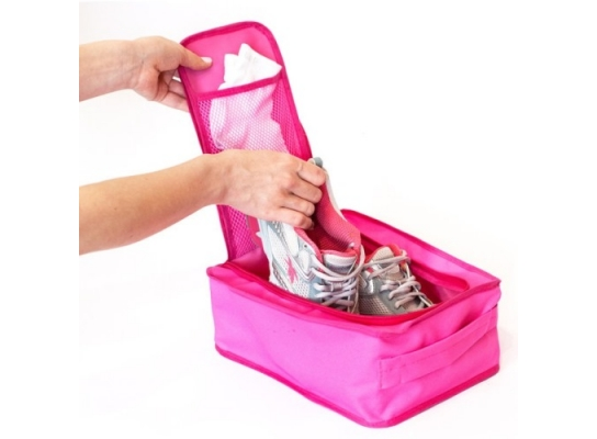 Органайзер для обуви ORGANIZE розовый фото, купить, цена
