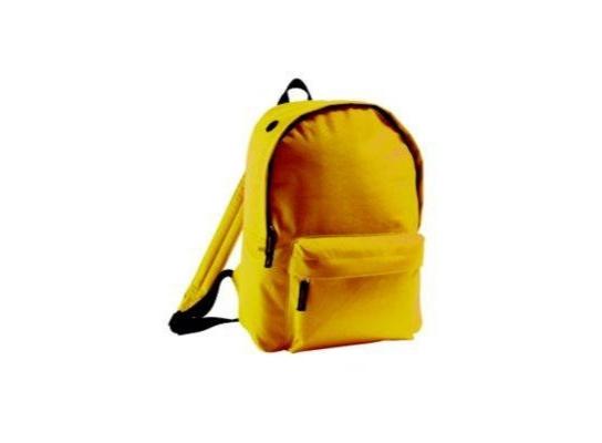 Рюкзак SOL'S RIDER Желтый фото
