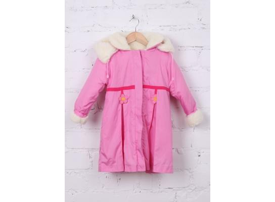 Пальто для девочки Сакура фото