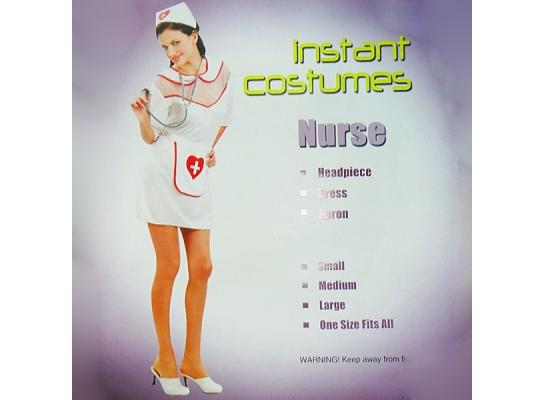 Взрослый костюм Медсестра фото