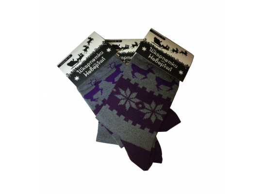 Носки Новогодние фото