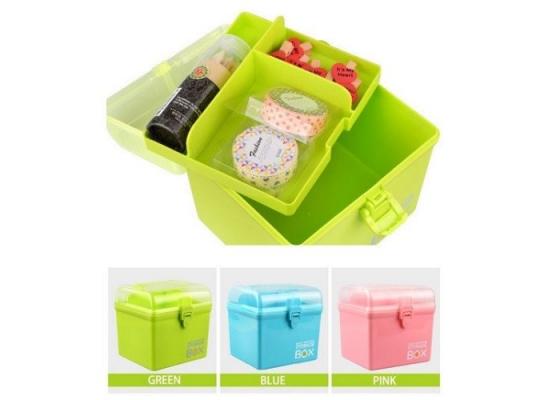 Шкатулка Storage BOX для рукоделия и хранения фото