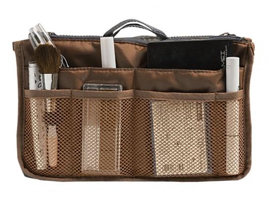 Органайзер для сумочки My Easy Bag Сhocolate фото