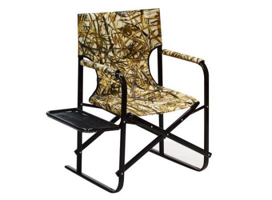 купить Складной стул с подставкой Пикник