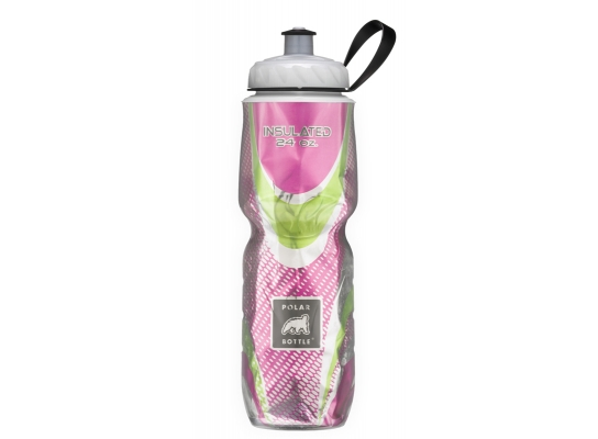 Спортивная бутылка Insulated Spin Bloom фото