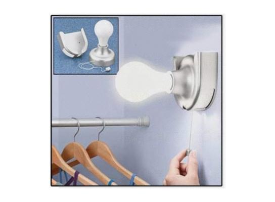 Портативная лампа Stick Up Bulb фото