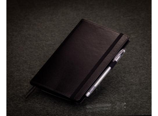 Блокнот с черной бумагой Черный стандарт фото