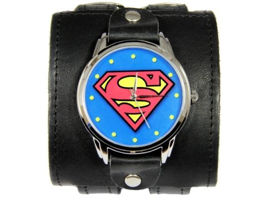 купить Эксклюзивные часы Супермен, обложка на автодокументы, цена, отзывы.