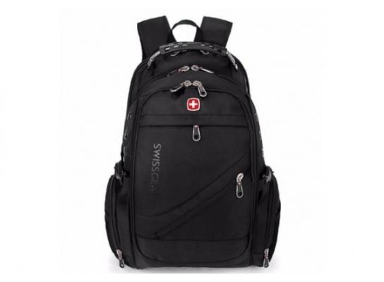 Рюкзак Swissgear Black Swiss Bag фото