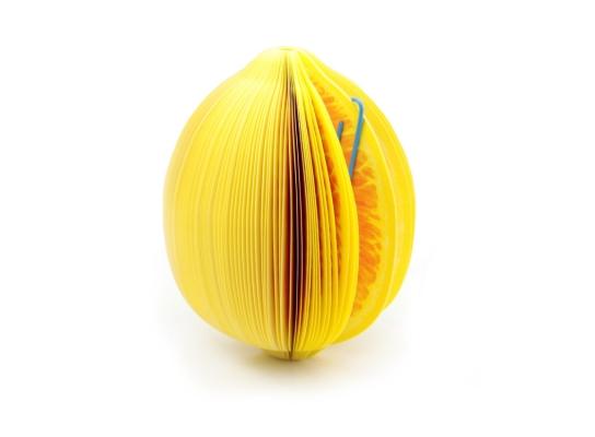 Блокнот Грейпфрут фото