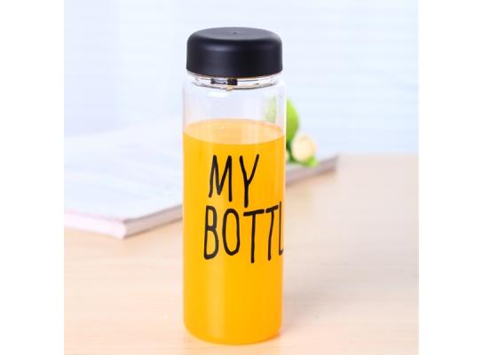 Бутылка My Bottle без чехла
