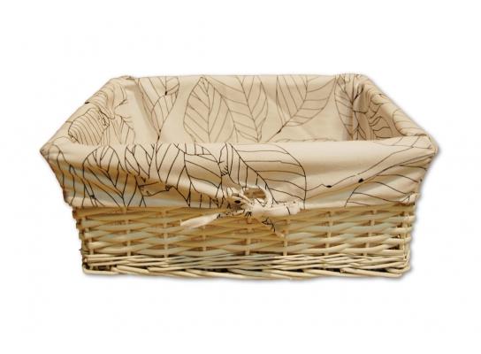 купить Плетеная корзинка Листья