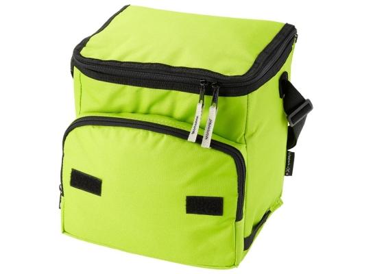 Термосумка с карманами Green фото