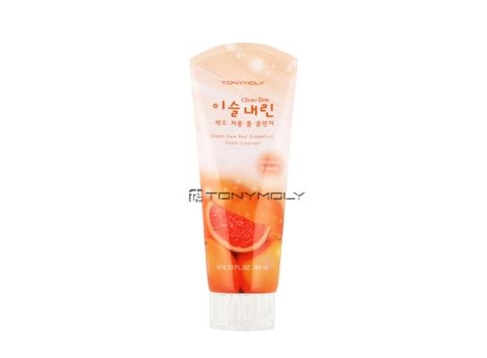 Tony Moly Clean Dew Red Grape Fruit Foam Cleanser