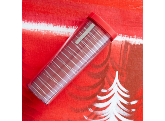 Термокружка Red Ribbon Holiday Starbucks 473 мл фото