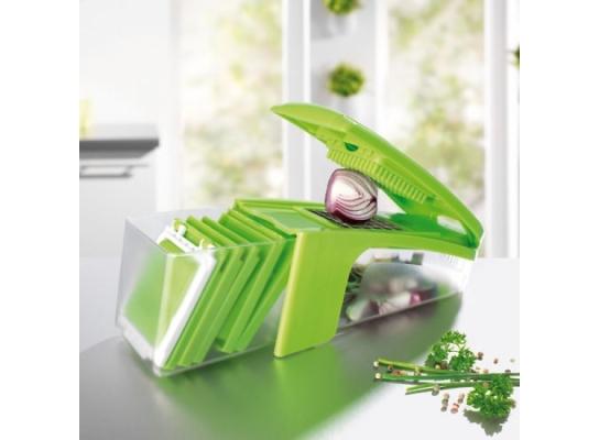 Универсальная овощерезка Kitchen Genius одна за всех фото