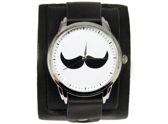 Эксклюзивные часы Усы фото