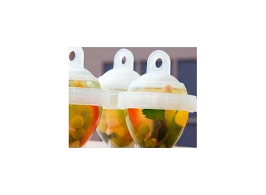 Набор контейнеров для варки яиц Лентяйка фото
