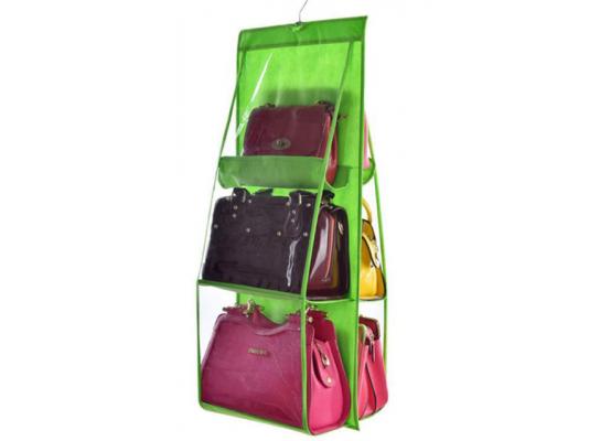Органайзер для сумок Зеленый фото 5