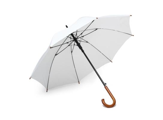 Зонт-трость полуавтомат Эпонж 101см фото