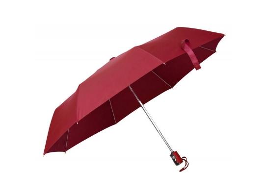 Зонт складной автоматический Вишня фото