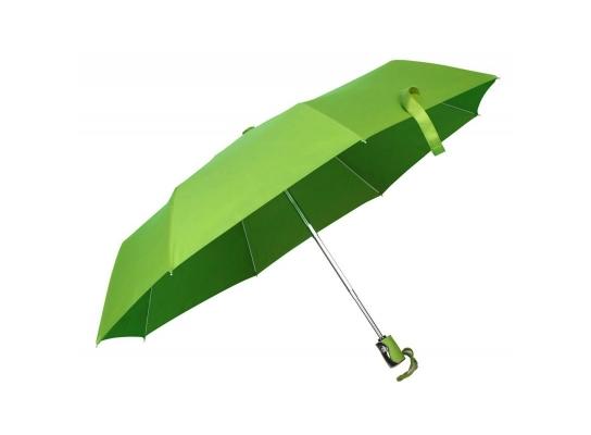 Зонт складной автоматический Салат фото