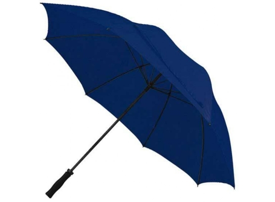 Зонт - трость антишторм 133см Синий фото