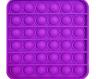 Игрушка антистресс ПОП Ит Квадрат фиолетовый фото
