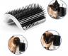 Щетка - чесалка угловая для самогруминга кошек Self Groomer Чёрная фото 2