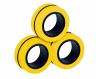 Игрушка антистресс Fidget Spinner Lustige Magnetische Жёлтый фото 4