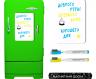 Магнитная доска на холодильник маркерная Стандарт фото 1