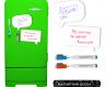 Магнитная доска на холодильник маркерная Pasportu Чат фото 1