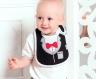 Детский 3-х слойный слюнявчик, купить, цена, отзывы, фото